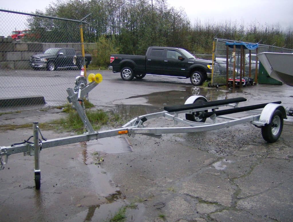 Boat trailer from Bridgeview Marine