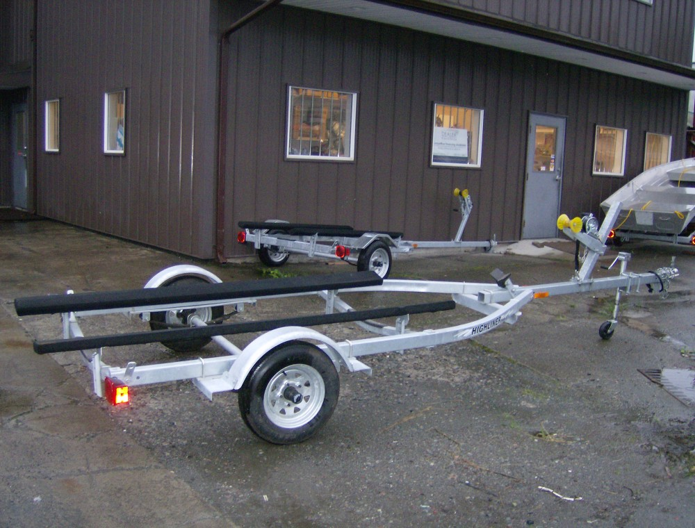 Highliner boat trailers