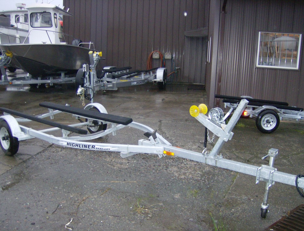 Highliner CL13 boat trailer