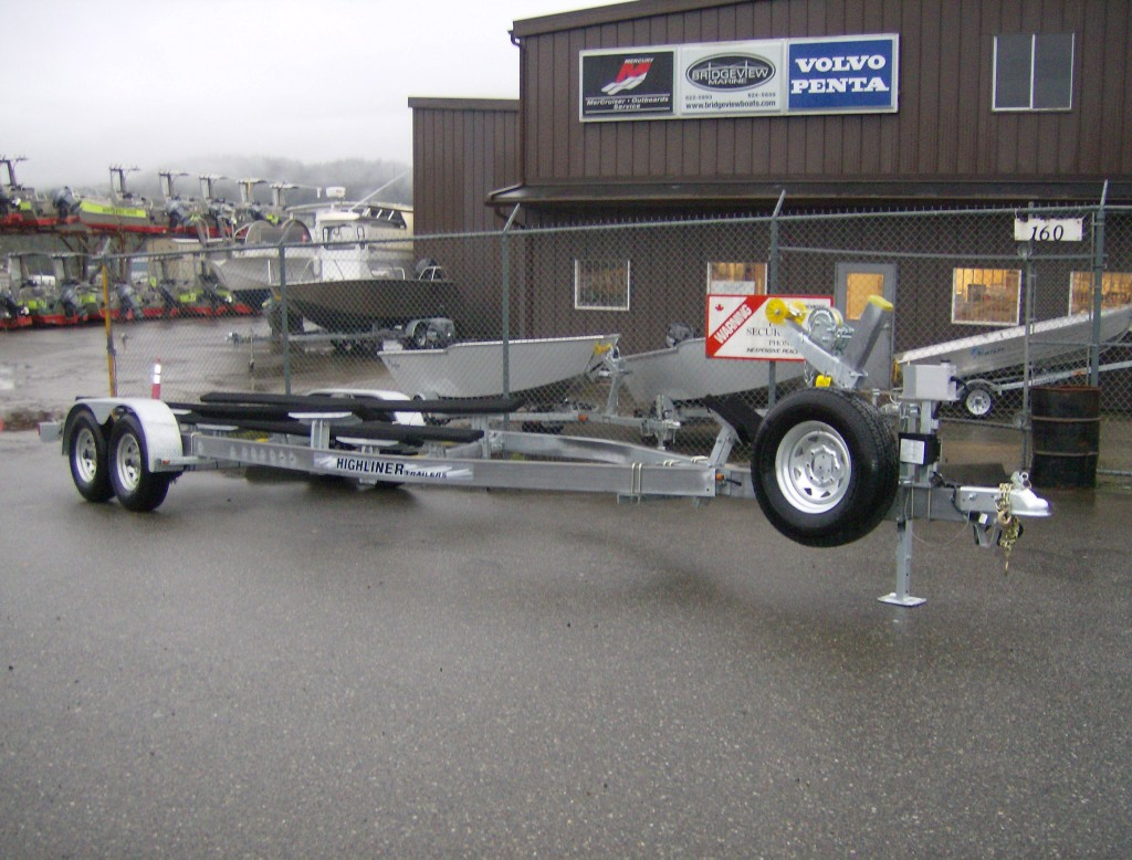 Highliner trailer for sale from Bridgeview Marine